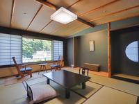 温泉内風呂付 広々和室タイプ「泉遊」40平米(禁煙)