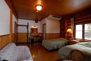 Hakuba Log Hotel Meteor