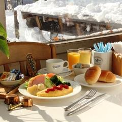 【ペット同伴OK!】癒しのログホテルにstay♪お手軽な朝食付きプラン