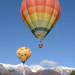 【オプション】地上30mの浮遊体験♪ワンワン熱気球体験ご宿泊プラン【1泊朝食付】