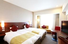 プレミア×プレミアム(朝食&お買い物券など特典いっぱい付) お部屋は、48階ホテルおまかせ/