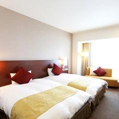 プレミアステイプラン(朝食ブッフェ付)☆夜景のキレイなホテルの48階コンセプトフロアでのご滞在☆
