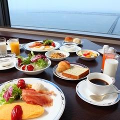 【早期予約】プレミア早割☆ステイ(朝食ブッフェ付) 人気の48階プレミアフロアがグッとお手頃に♪