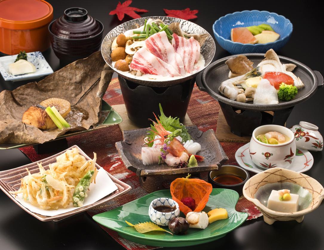 【コスパ重視!!】お部屋訳ありなら、9,936円〜!リーズナブルな会席料理