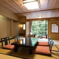 一日一組限定★【新館◆湯乃庄】和室12.5畳 川側