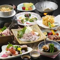 ポイント10倍【富山の美食欲ばりプラン】のどぐろしゃぶ、富山牛、白えび造り・かき揚げ、バイ貝造り