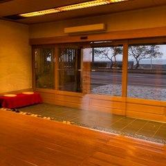 【朝食付ビジネスプラン】橘湾をのぞむ絶景露天でリフレッシュ☆【24:00まで温泉入浴できる】