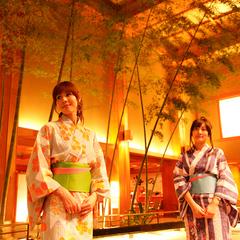 【期間限定】女性に嬉しい4つの特典付♪キラキラ女子旅プラン(バイキング)