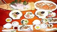 ≪地魚姿造り≫地元の定置網で獲れたその日の1番美味しい魚を堪能