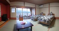 【一日一室限定】お部屋は和室ベッドタイプ限定≪なぎビーフ・あわび・鯛釜飯≫ 風雅会席