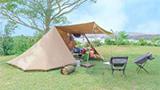 【NEWスタイルCAMPING!】新しいキャンプスタイル♪ テント代わりに温泉旅館にご宿泊!