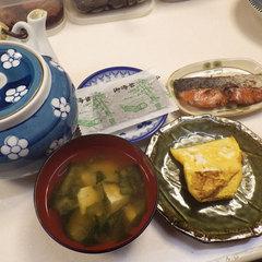 【朝食付】おかわり自由♪地元産のお米で朝からしっかり元気を補給!(現金特価)