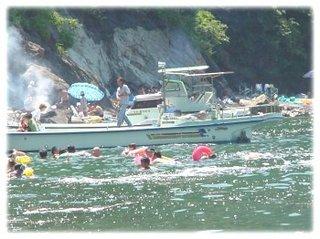 『現金特価』無人島で泳ごう!