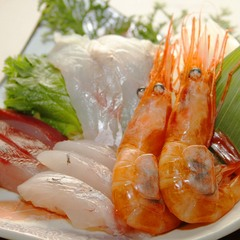 越前の海の幸を堪能したい方にオススメ☆若大将おまかせ料理コース