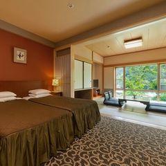 総檜風呂付スウィートルーム【和洋室】 禁煙