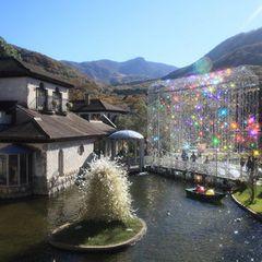 〜自然の中でアートを楽しむ〜 箱根で人気のミュージアム2施設の入場券付き♪選べる美術館めぐりプラン