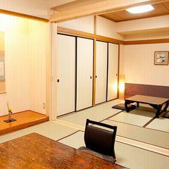 総檜風呂付クイーンズルーム【和室】 禁煙