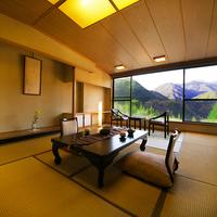 [最上階]谷川連峰の山々を望む■和室10畳■