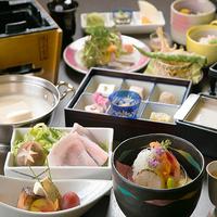 """猿ヶ京ホテルで""""気軽に1泊2食♪""""【お手軽懐石プラン】"""