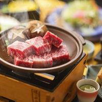 ◆Aランク上州牛の陶板焼◆群馬上州へ来たのなら絶対に食べてほしい上州牛×豆富懐石