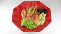 【5月・6月】フカヒレ(胸フレ)姿煮や大海老の天然塩炒め付フルコースプラン♪