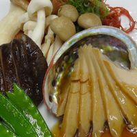 【9月・10月】中国料理  鮑と蟹を使った秋の古奈青山創作コースプラン!!!