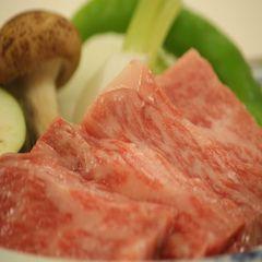 【ポイント5倍】【料理グレートアップ】【静岡県産あしたか牛の陶板焼き+鮑踊り焼】&三大特典プラン♪♪