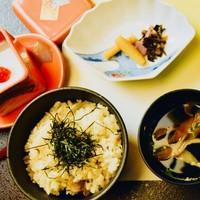 【日帰り入浴&昼食】ミニ懐石☆湯の風プラン