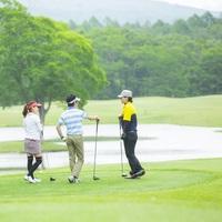 【ゴルフ当日1プレー】1泊2食付 〜磐梯山を望むロケーションでゴルフ〜