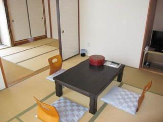 お部屋でゆったりお食事が出来る宿 和室