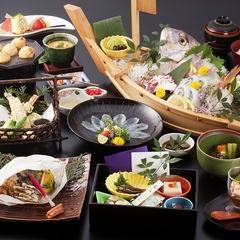 【元気印関西一押し】関西の「地の物」を楽しむ!関西玉手箱会席♪ご宿泊プラン