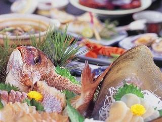 全室オーシャンビュー♪料理はその時の漁次第☆旬の海鮮お値打ちコース☆2名、休前日も同料金