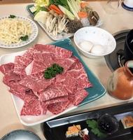 ☆和牛のスキヤキ☆+【リフト1日券】付きプラン