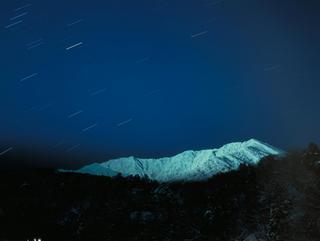 【星取県】☆冬の星空観察☆プラン 【ホットドリンク付】【スノーシュー付】