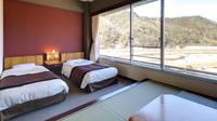 【和洋室】6畳+ツインベッド[24平米]
