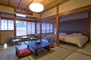 和室7.5畳+ベッドルーム◆3階