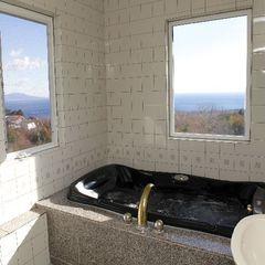 【さき楽28】お風呂のタイプが選べます〜1000円OFF〜温泉露天か大型ジャグジー付き