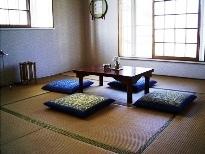 畳でのびのび8畳和室