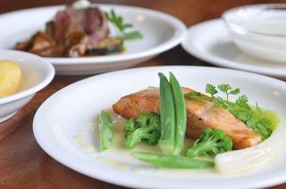 記念日プラン[2食付]&お手製果実酒付◆ビストロ◆メインに魚・肉料理が両方楽しめる全8品「美味旬旅」