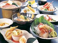 ほっこり春のおでかけ★新鮮な地魚会席★海の幸満腹プラン♪個室でお食事&お風呂は貸切無料
