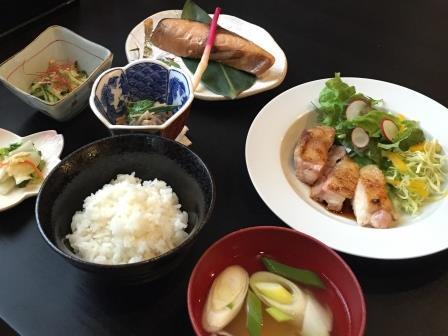 2食付きプラン【日替わり定食】
