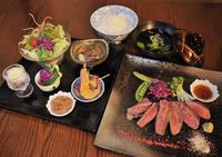 にいがた和牛ステーキ定食プラン【2食付き】