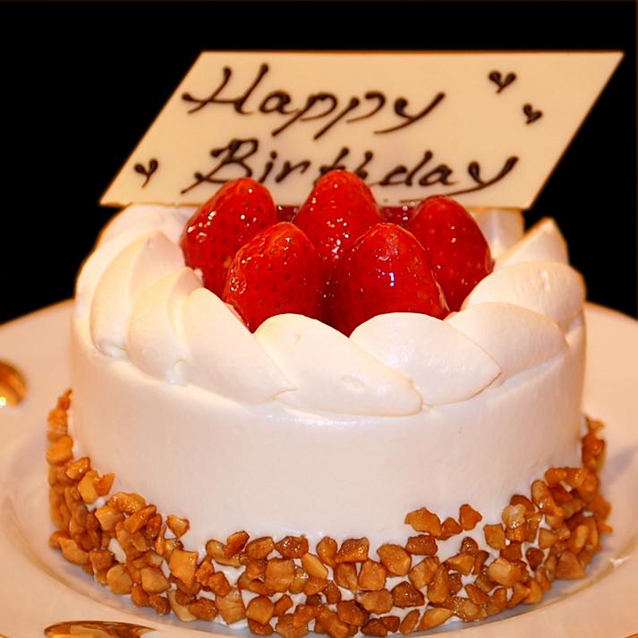 ●♪Happy Birthday to You♪(インルームディナー付)