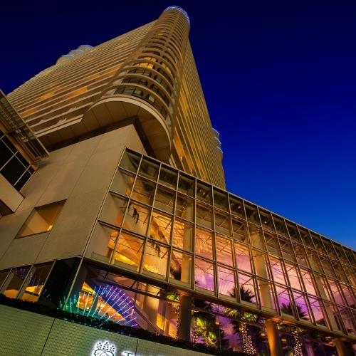 横浜ベイホテル東急 素泊まりプラン
