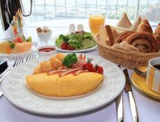 ルームサービス 朝食イメージ