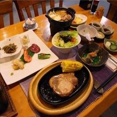 【美味旬旅】2連泊でお得ポークステーキ&スタンダードプラン☆連泊のお客様にオススメ