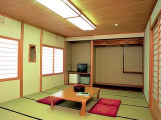 【禁煙】ヌプリ館和室(本館/バス・トイレ無)