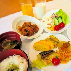 ◆【本館】相生駅隣接でアクセス抜群!朝食は和洋バイキング♪【朝食付】