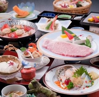 【2月平日限定】ステーキ会席のお値打ちプラン!【5000円引!】