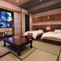 『2室限定!後楽の特別なお部屋』〜かけ流し専用風呂付〜♪